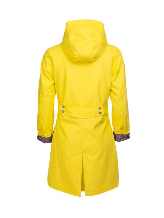 Osregn Raincoat Matt Lemon Yellow 4