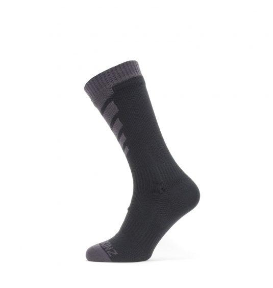 Sealskinz Waterproof water repellent all season glove sock black