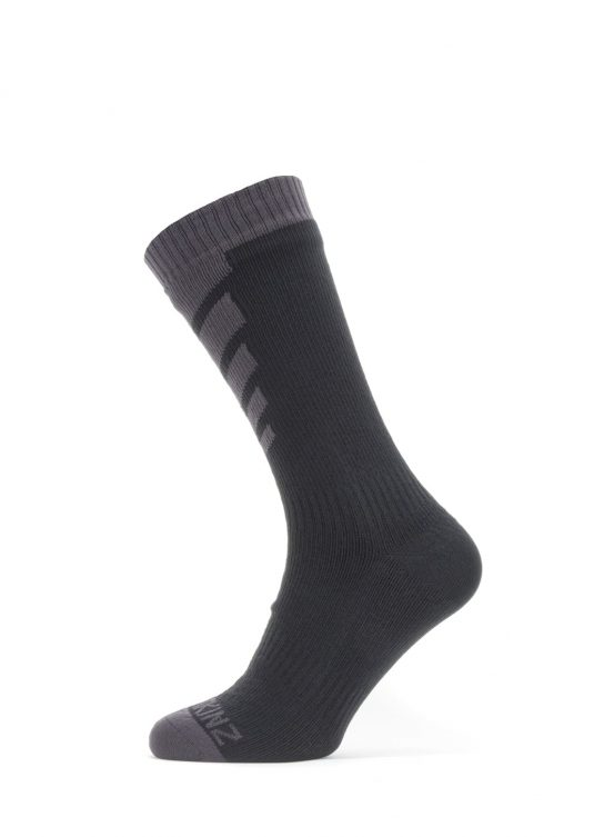 Sealskinz Waterproof water repellent all season glove sock black