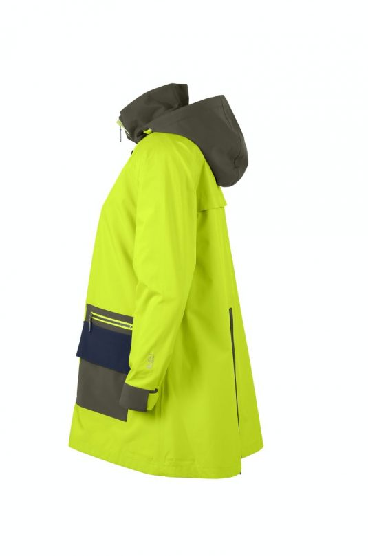 AE Rainwear Copenhagen Raincoat Lime