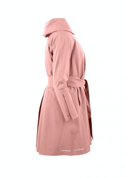 AE Rainwear Lyon Raincoat Pink