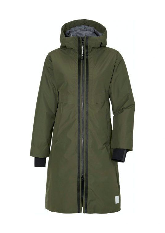 Didriksons Aino Waterproof winter parka raincoat insulated